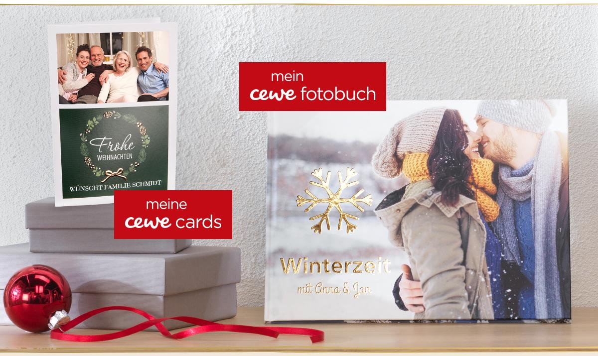 Cewe Weihnachtskarten.So Werden Ihre Weihnachtsgeschenke Einfach Wow Deal Held De